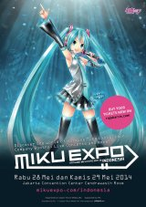 "[Giveaway] ""Hatsune Miku Expo 2014 In Indonesia"" Tickets"