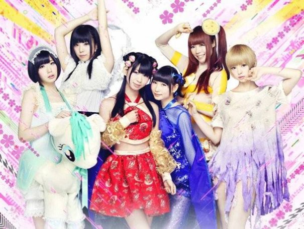Dempagumi.inc To Release New Single And Live DVD Simultaneously