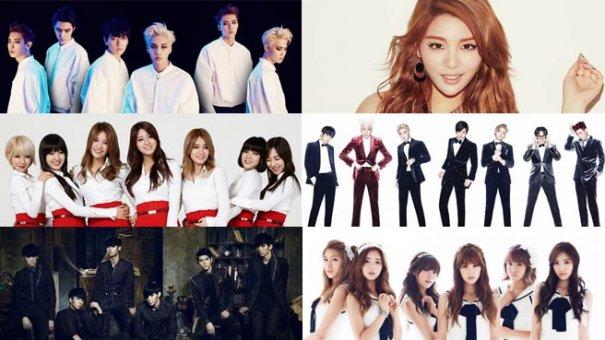 [Kpop] EXO-K, Ailee, A Pink and More to Perform on MBC's World Cup Cheering Show