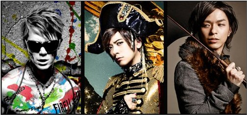 "BREAKERZ Updates on LIVE TOUR 2012~2013 ""BEST"" DVD Release"