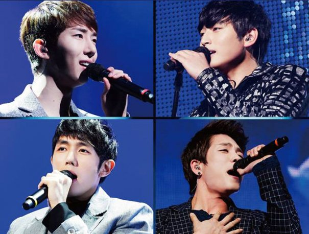 2AM to Release Japan Tour DVD with Bonus Single CD
