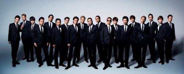ATSUSHI Composes EXILE's First Single As A 19-Member Boy Band