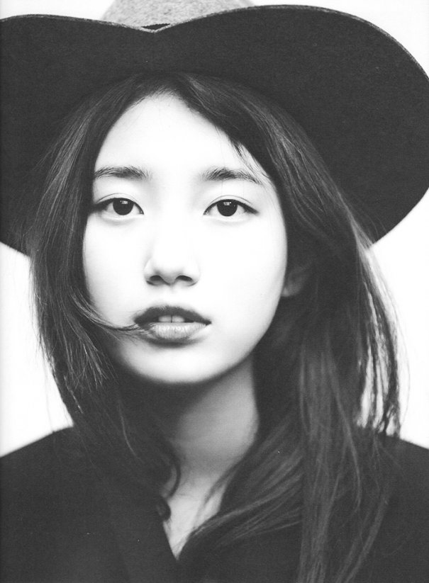 Miss A's Suzy Exudes Poise & Timeless Beauty In