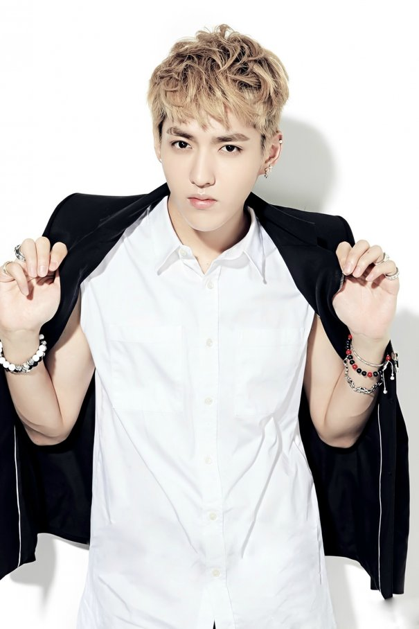 EXO's Kris Rumored To Be Cast In Upcoming Chinese Film