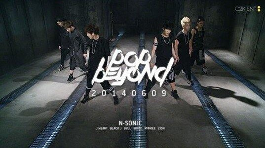N-SONIC To Comeback With New Mini-Album
