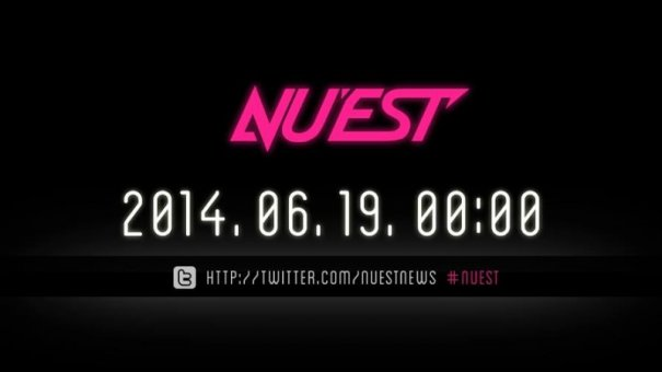 NU'EST Teases With Mysterious Image