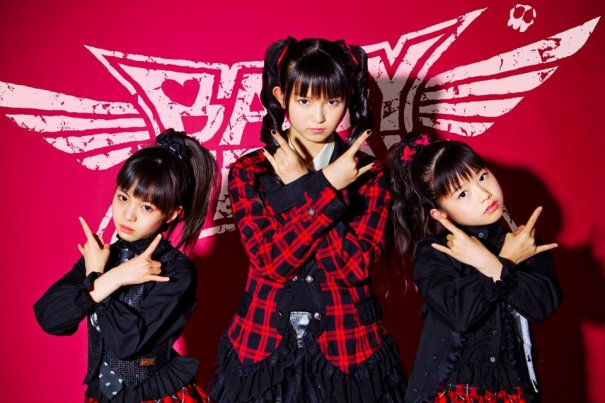 [Jrock] BABYMETAL to Open for LADY GAGA's artRAVE Tour in US