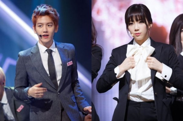 EXO's Baekhyun and Girls' Generation's Taeyeon Revealed to be Dating