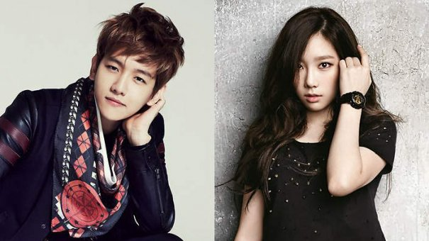 Snsd sunny and chanyeol dating