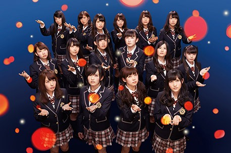 NMB48 To Release New Album On August 13th