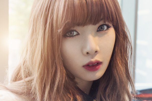 [Kpop] HyunA To Make Solo Comeback in July