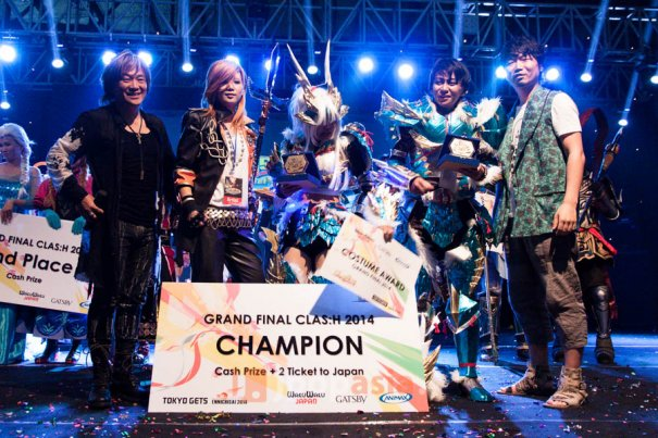 CLAS:H 2014 Hold its Grand Final + Brief Interview with Hironobu Kageyama