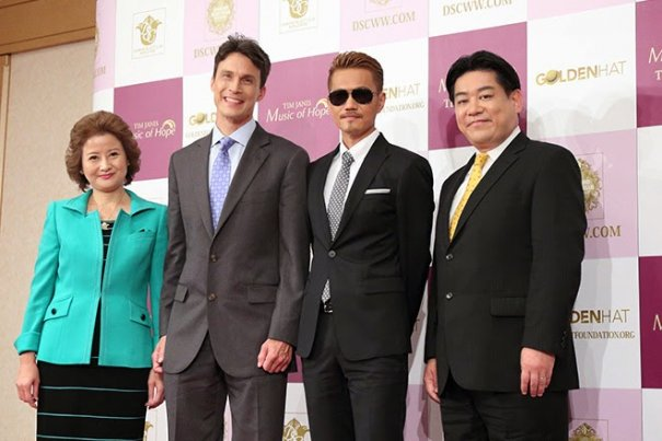 EXILE ATSUSHI to Spread Christmas Joy in New York