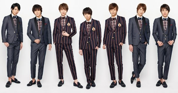 [Jpop] Kis-My-Ft2 To Release Summer Single