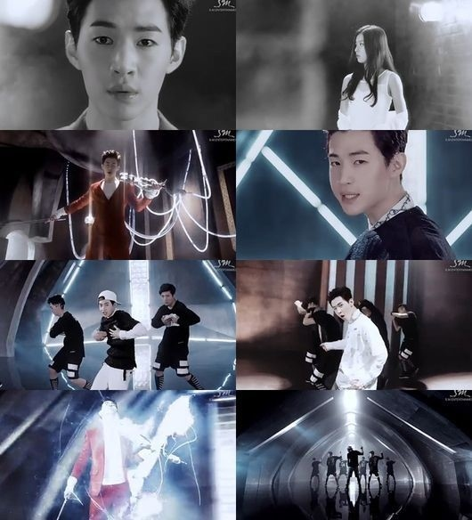 """[Cpop] SMROOKIES Seul Gi Makes Appearance in Super Junior-M Henry's MV """"Fantastic"""": Watch"""