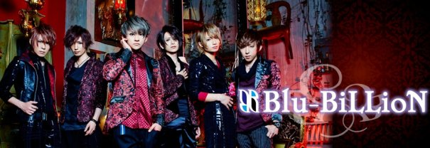 [Jpop] Track List and Cover for Blu-BiLLioN's New Single