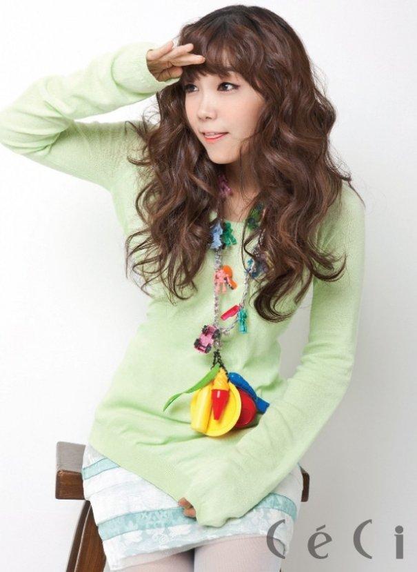 [Kpop] A Pink's Eunji Preparing For Solo Debut