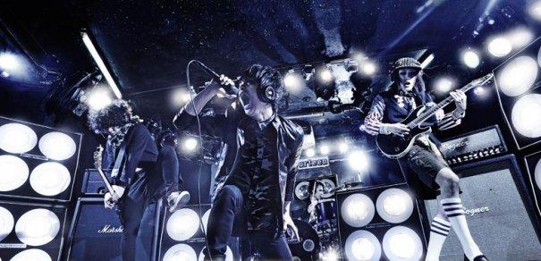 "girugamesh Unveils ""gravitation"" Tracklist and Cover Art"