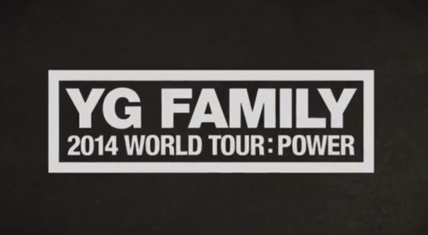 "YG Family Invites Again Fans To Their ""YG Family 2014 World Tour: Power in Seoul"""