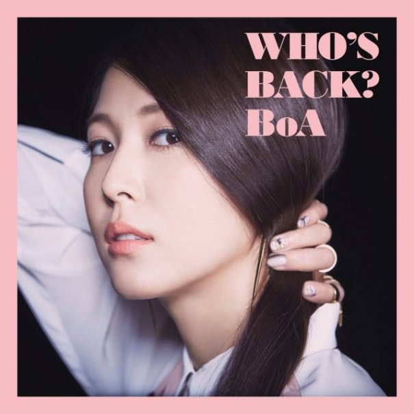 [Kpop] BoA to Release