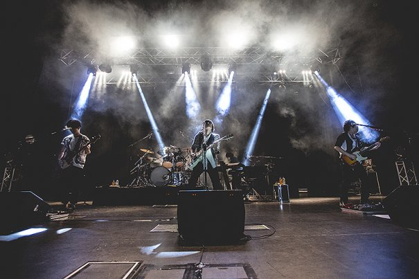 [Exclusive] Live Report of flumpool 5th Anniversary tour 2014「MOMENT」in Singapore