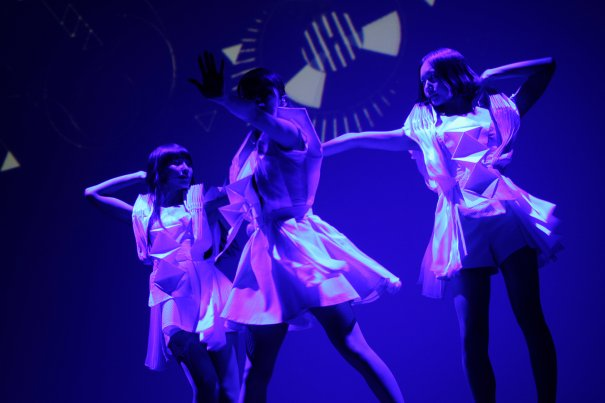 Perfume to Invade Singapore this November