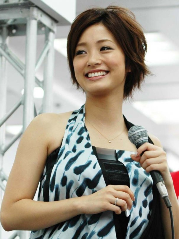 Aya Ueto Crowned As the Commercial Queen in First Half of 2014