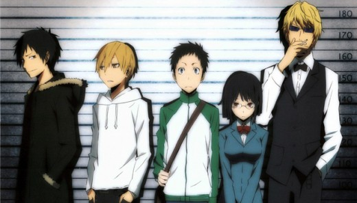 Durarara!! Season 2 Confirmed Debuting in January 2015