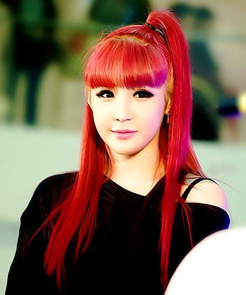 [Kpop] 2NE1's Park Bom Dissed