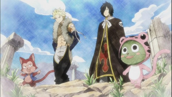 New Additions to Fairy Tail Dub Cast