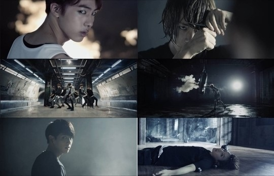 "BTS Unveiled First MV Teaser for Love Song ""Danger"""