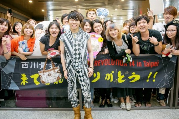 T.M.Revolution Announces Additional Date for Taiwan Live