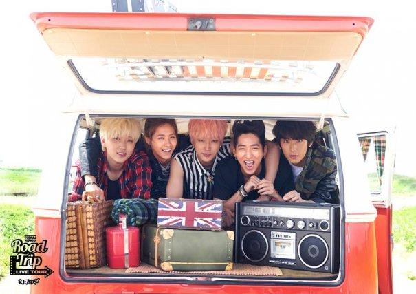 B1A4 First US Concert
