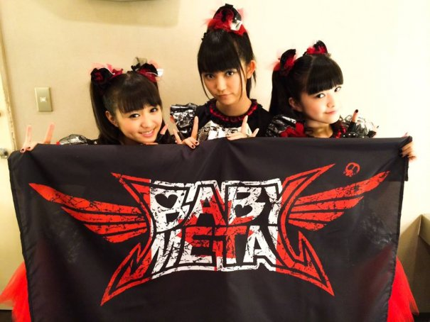 [Jrock] BABYMETAL Announces US & UK Tour Dates, New Live BR/DVD