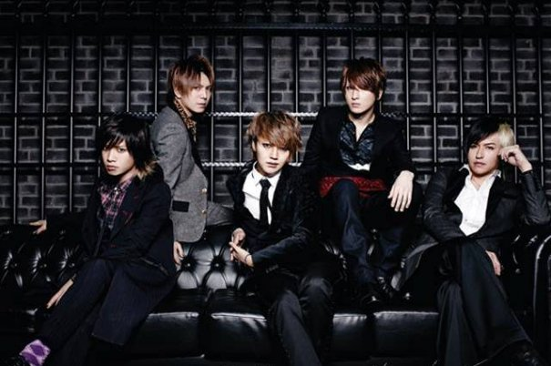Alice Nine Leaves Label PS Company