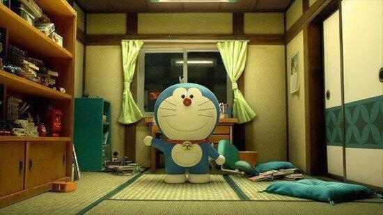 New Doraemon Movie Has Great First-Week Attendance