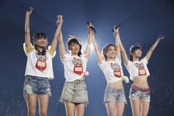 Not Yet Releases DVD/Blu-ray to Commemorate 1st Live