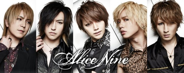 [Jrock] Alice Nine Reveals Details on First Asia Tour Documentary and Stops Service on Official Sites