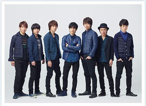 """Kanjani8 to Sing Theme Song for the Film """"Clover"""""""