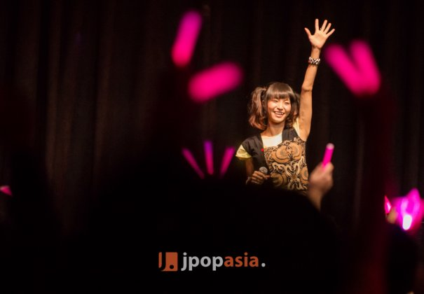 LiSA Holds Special Event Following AFAID 2014
