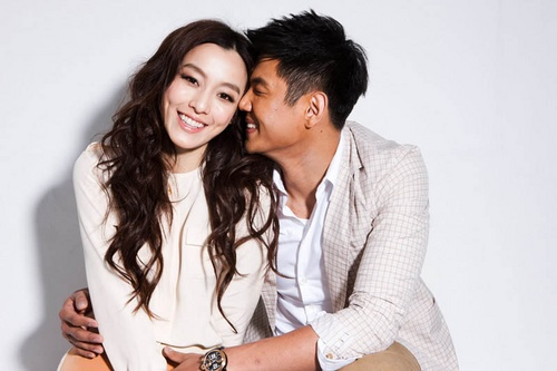 Christine Fan Pregnant With Twins