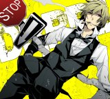 "New Character in ""Durarara!! x2"" 7th Visual"