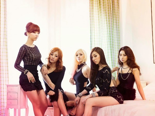[Kpop] LADIES' CODE's EunB Dies In Car Accident, 2 Others In Critical Condition