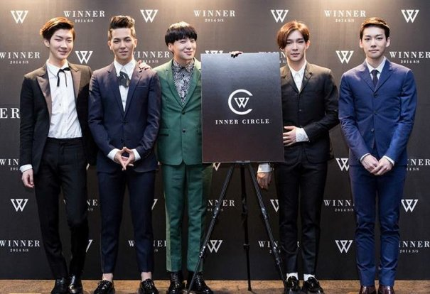 WINNER to Make Japanese Debut on September 10th
