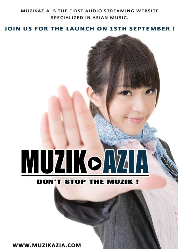 Asian Music Streaming Service Muzikazia Set To Launch This Month