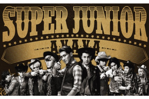 "[Kpop] Super Junior's 7th album ""Mamacita"" Tops Billboard World Albums Chart"
