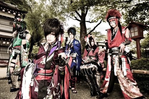 Kiryu - visual kei band - visualkei