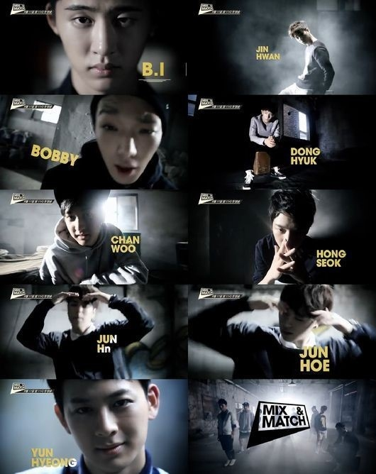 """Who Remains out of 9 Members? YG Entertainment Introducing Participants of """"MIX & MATCH"""""""