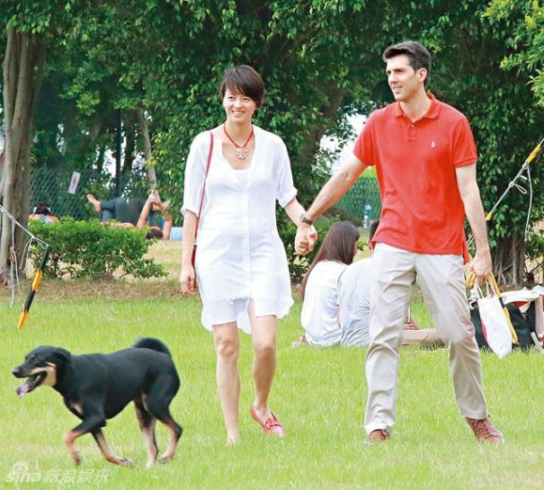 Gigi Leung Pregnant With 1st Child