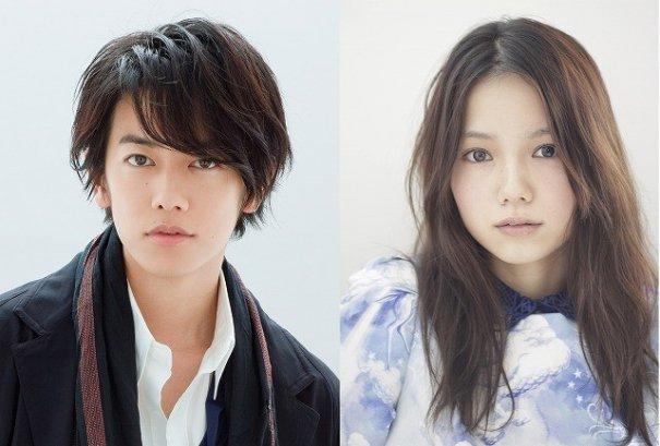 Takeru Sato Co-Stars With Aoi Miyazaki In A New Movie
